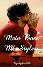 Mein Boss Mr. Styles by styler0102