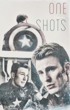 One Shots - Steve Rogers/Capitán America by ImMrsMaximoff