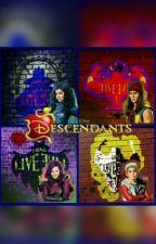 Descendants 2 by RAGNAR-