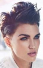 Room Mates : A Ruby Rose Fanfiction (Lesbian Stories) by inkcoffee