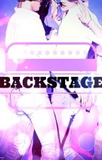 Backstage [SeKai] by _LadyTroubles