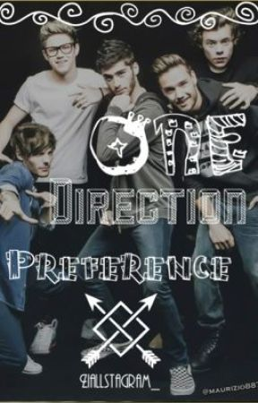 One Direction preference by furieuxgus