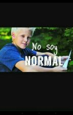 No soy normal(Carson lueders y tu ) by Taby_Sangster