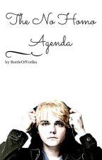 The No Homo Agenda - Frerard by BottleOfVodka