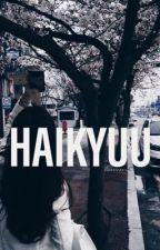 Haikyuu!! X Reader by kenmahs