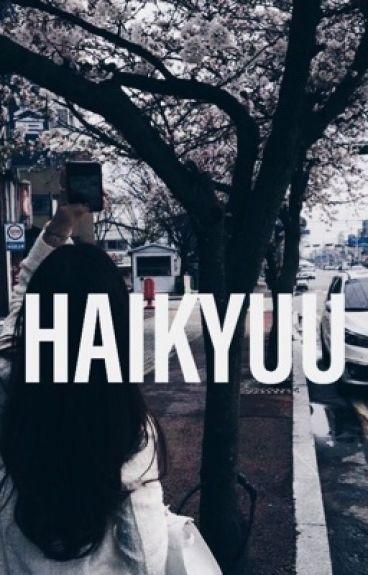 Haikyuu!! X Reader
