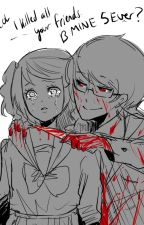 He loves you. * A yandere story* by Monty_Phobia