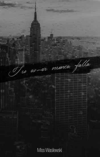 Tu amor nunca falla.