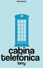Cabina Telefónica »larry version by LuFernandez0