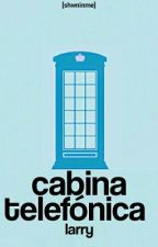 Cabina Telefónica »larry version by LuFernandez0