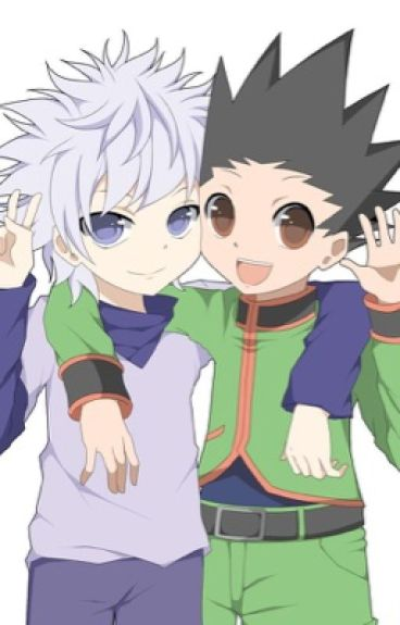 The Demon Hunter (Killua x Gon x reader) [COMPLETED]