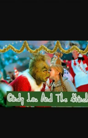 The Grinch x Cindy Lou by iliterate