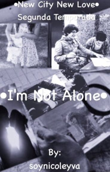 •I'm Not Alone• (Bryan Mouque & Tu) *Terminada*
