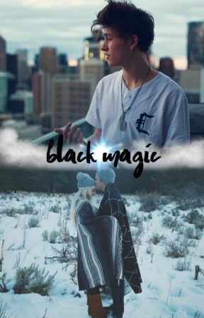 Black Magic (Crawford Collins) by ItsThatSummer