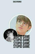 stupid game;; vkook.  by daegyoongi