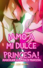 ¡Amo a mi dulce princesa! (BUBLINE / Marceline x La dulce princesa - Yuri) by JoseAkuma
