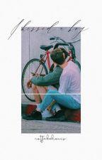 i kissed a boy • corrigindo by rcksslarry