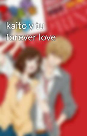 kaito y tu forever love by NenaYenny