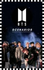 BTS x READER [REQUEST'S CLOSED] by -Baoziful