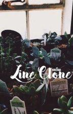 line clone ➕louis by dugong-bagong