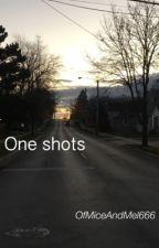 One shots by Diabla_seis66
