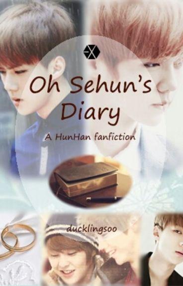 Oh Sehun's Diary (ÇEVİRİ)