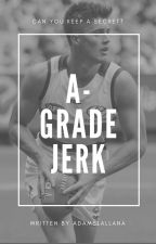 A-Grade Jerk | Riley Knight by cryingintheclub3