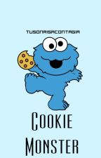 Cookie Monster #1 by tusonrisacontagia