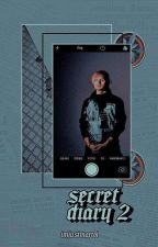Secret Diary ; mgc pt.2 by ImjustMartol