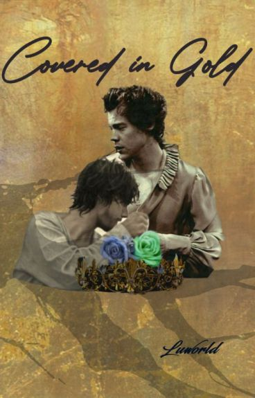 Covered In Gold   Larry Stylinson Au