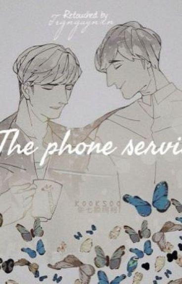 [KOOKSOO] The Phone Service