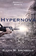 Hypernova: The Redshift Series #2 by EllenArchbold
