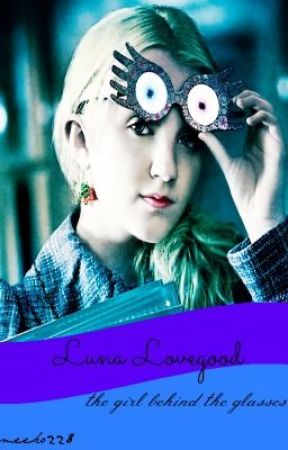 Luna Lovegood by meeko228