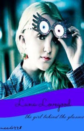 Luna Lovegood by meeko228