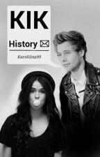 Kik History ✉ l.h by rainonconcrete