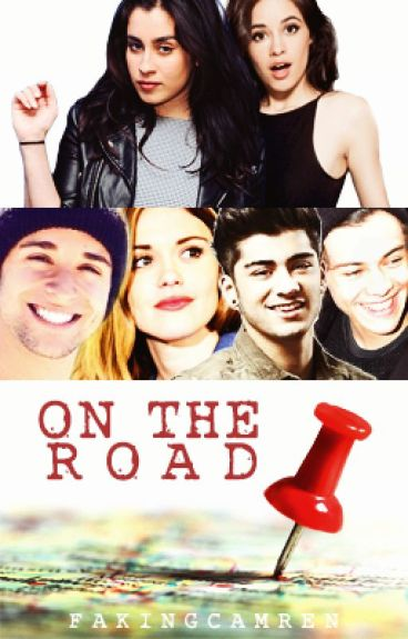 on the road. (→camren fanfic)
