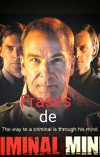 Frases de Mentes Criminales by Difran09