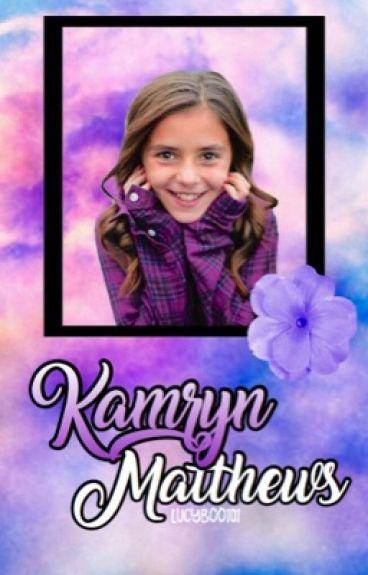 Kamryn Matthews (Girl Meets World)