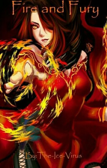 Fire and Fury (CinderXFaunusMaleReader)