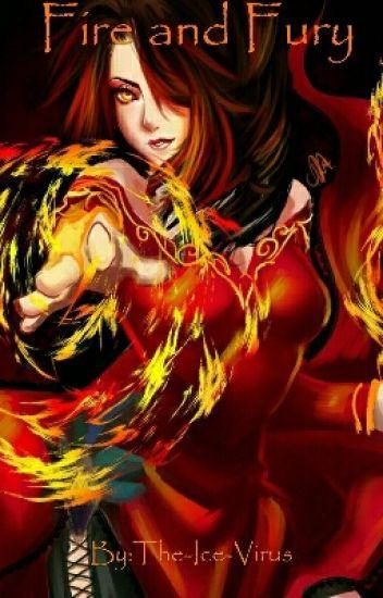Fire and Fury (CinderXFaunusMaleReader)