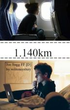 1.140km | Joe Sugg [D] by writemystxry