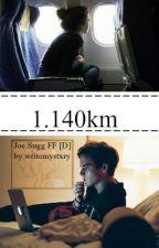1.140km | Joe Sugg [D] by writemystxry