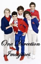 One Direction Imagines & One Shots by ijdsrf