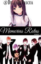 Diabolik Lovers Memorias Rotas by DelfiDePascua