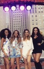 Little Mix: Fight on Tour by st3phwrites