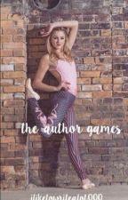 Dance Moms Author Games by ILikeToWriteAlot000