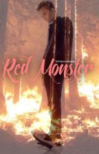 Red Monster by ThePrincessOfShadows
