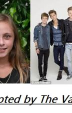 Adopted by The Vamps by Fan_Fics4Fun