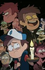 Dipper's Journal by MasonPines