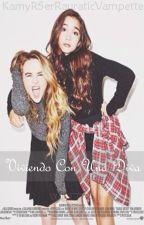 Viviendo Con Una Diva (Rowan Blanchard y Sabrina Carpenter) by CamilaBaez8